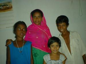 バングラディシュ(女の子の人生は肌の白さで決まるシビアさ。)